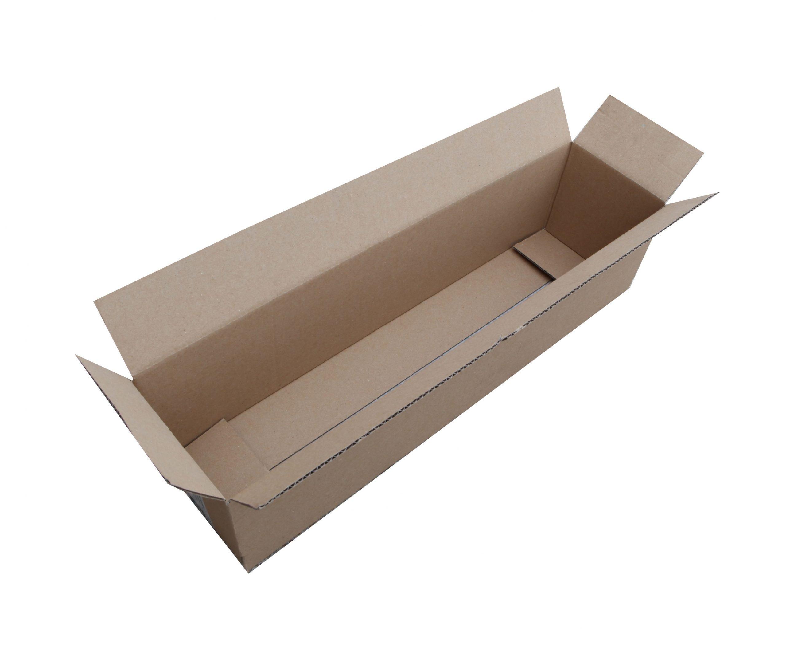 Longbox-doos 620x150x150mm.