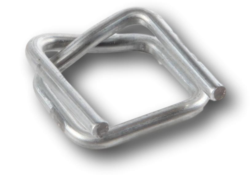 Gespen metaal 13mm. 3,3draad