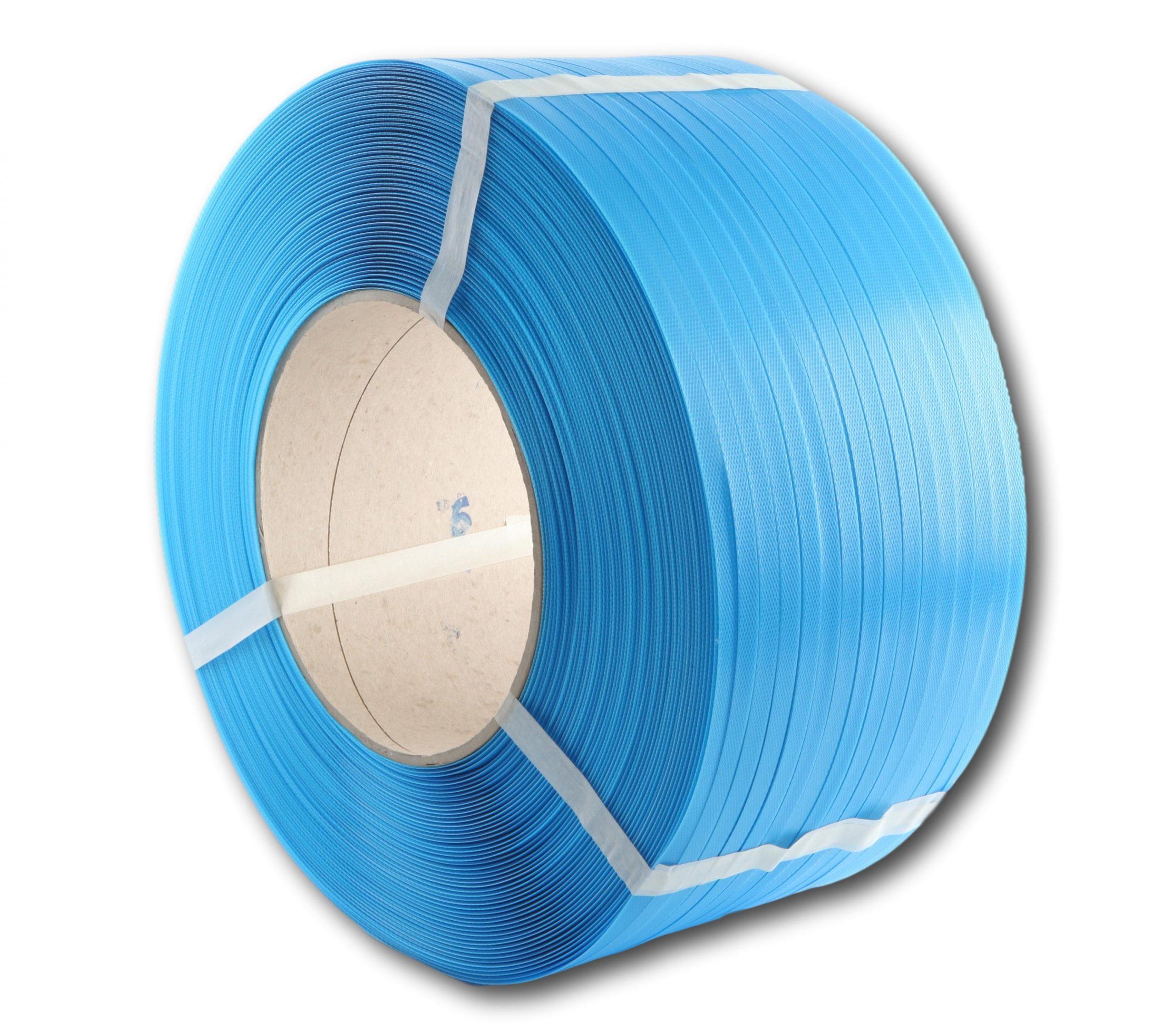PP Band 12mm.x3000mtr. blauw